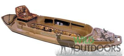 Beavertail - Stealth 2000 Boat - Fishing & Hunting Kayak - Duck Punt
