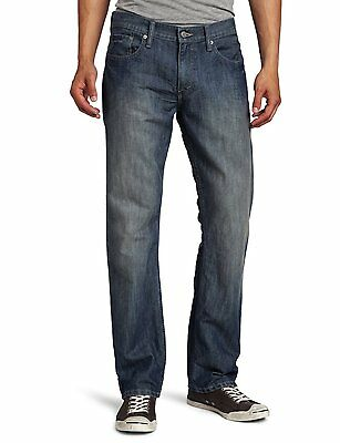 New Levi's Strauss 514 Men's Premium Original Slim Straight Leg Jeans 514-0381