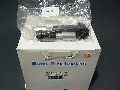 "Bussmann Fuse Holders Hej-Rr 480V 60A In Line  New ""free Us Shipping"""