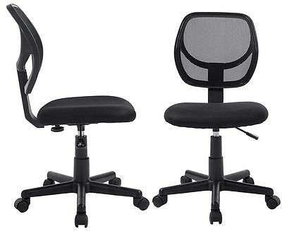 Mid-Back Mesh Swivel Office Chair Executive Task Ergonomic Computer Desk
