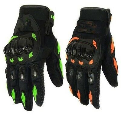 2017 HOT Full Finger Motorcycle Gloves Luvas Guantes Moto Protective Gears Glove