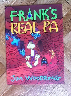 Frank's Real Pa Jim Woodring Fantagraphics First Printing Very Fine (F53)