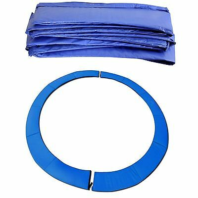 10FT Replacement Trampoline Safety Spring Cover Padding Pads PVC Mat