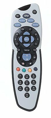 SKY + PLUS REMOTE CONTROL GENUINE REPLACEMENT Top Quality