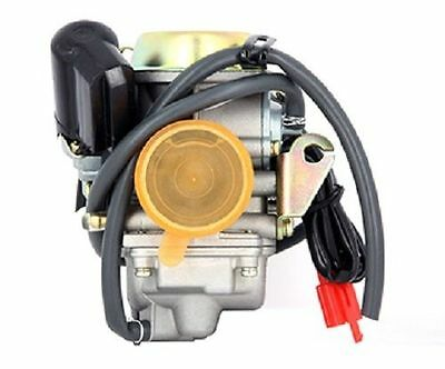 CARBGY6125 Carburatore scooter GY6 125 PDJ24J Ø24 GY6 4T PIAGGIO R.O. CM129213