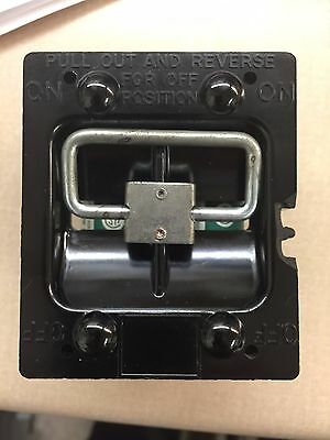 general switch corp 30 amp 240 volt fuse pull out holder cutler hammer 60 amp fuse panel pullout blank label