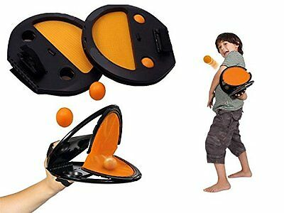 New Squap Throw And Catch Game Ball Snap Game Outdoor Fun Summer Family Game