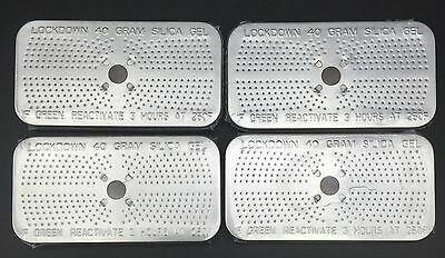 4 Rechargeable 40 g Desiccant for Coins Bullion Currency Dehumidifier REUSABLE