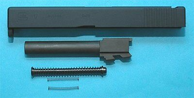 G&P Metal Slide and Barrel with Spring Guide for KSC G17- GP346