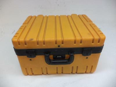 """Specialized Field Engineer Rugged 8"""" Tool Case W/ Wheels Spc88C Yellow"""