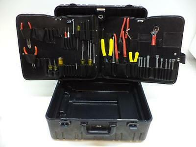 Jensen Tools Jtk-87Ww Engineer Electro Mechanical Tool Kit Incomplete