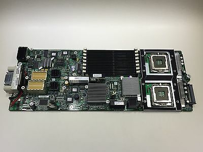 443496-001 HP Main System Mother Board /w 2x QuadCore Intel Xeon CPUs for XW460c