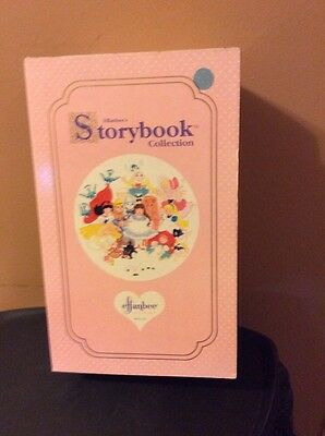 "EFFANBEE 11"" STORYBOOK DOLL 1987 - MOTHER GOOSE  -  New In Box Vintage"