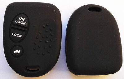 3 Button Silicone Car Key Cover For Holden Commodore Wh Wk Wl Vs Vt Vx Vy Vz