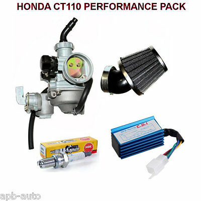 Honda Ct110 Carburetor Carby Honda Ct 110 Ct90 Postie Bike-Performance Pack