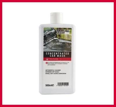 Valet Pro Concentrated Car Wash 500ml