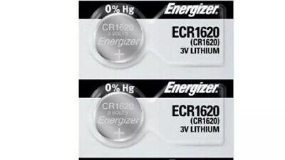 2PC SONY CR1620 3v Lithium Battery EXP 2027 SHIP FROM USA