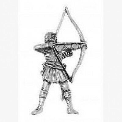 Archery Pin Badge Brooch Gift, Supplied in Organza Bag. Shipping is Free