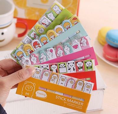 New Arrival Animal Cute Kawaii Novelty Sticky Note Memo Pad Label Post It