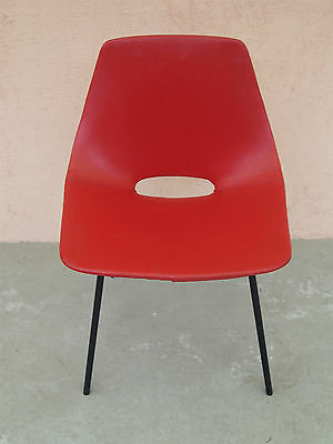 chaise fauteuil pierre guariche 1950 vintage 50 french chairs