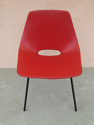 chaise fauteuil pierre guariche 1950s vintage 50 french chairs mid century