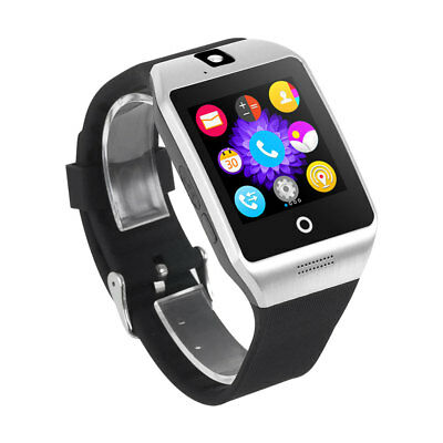 Waterproof Bluetooth Smart Wrist Watch Phone Mate For IOS Android Samsung iPhone