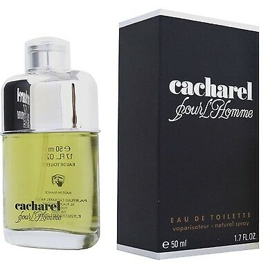 CACHAREL POUR HOMME EDT VAPO NATURAL SPRAY UOMO - 50 ml