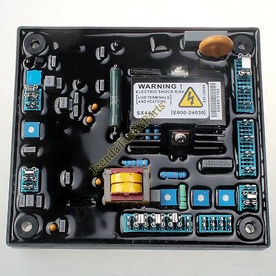 AVR SX440 Module Automatic Voltage Regulator For NEWAGE Stamford Generator DHO