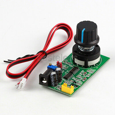 1Hz-100KHz DC 5-12V Frequency Signal Source Pulser PWM Square-wave Generator