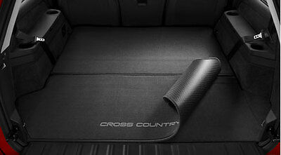 XC90 03-14 Reversible Boot Mat Grey 7 Seater Genuine Volvo Accessory 30681892