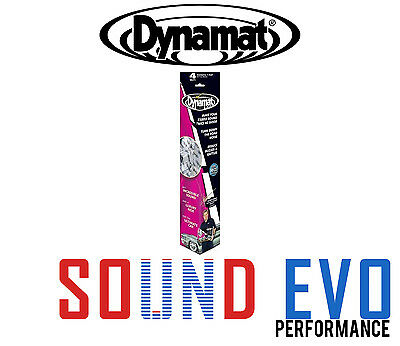Dynamat Xtreme Dyn10425 Hex Pack Sound Deadening Material