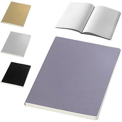 Notebook per Appunti Mirror con 80 Fogli A5 a Righe Memo Block Notes Quaderno