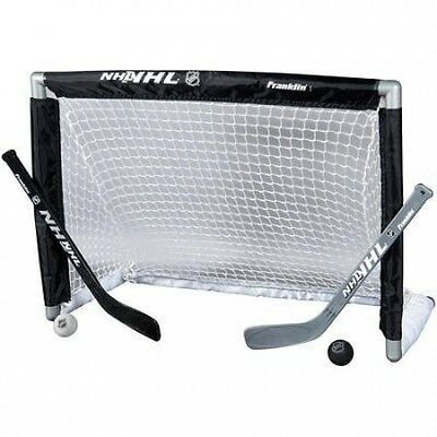 Franklin Sports NHL Mini Hockey Goal Set. Free Delivery