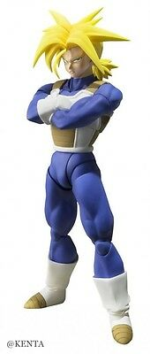 S.H. Figuarts Dragon Ball Z Super Saiyan Trunks Action Figure From Japan F/S