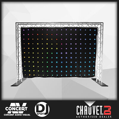 Chauvet Motion Drape LED BRAND NEW GENUINE STAGE LIGHTING EFFECT