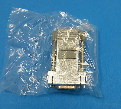 Sun Oracle DB9 to RJ45 Female Serial Port Adapter 530-3100-01
