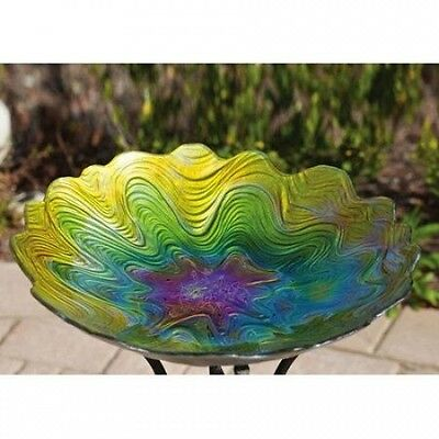 Evergreen Flag & Garden Nature Inspired Bird Bath. Delivery is Free