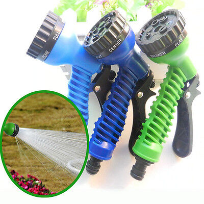 Garden Hose Pipe Water Car Washing Sprinkler Adapter Sprayer Spray Nozzle Gift