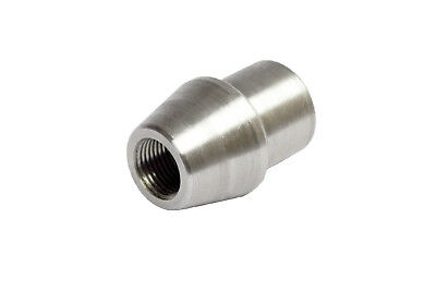 """1/2"""" UNF Right Hand Threaded Bung Weld In Tube Adaptor Rose Joint Rod End Insert"""