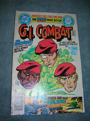 1983 G.i. Combat Thick Edition # 263 Dc War Stories