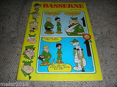 BASSERNE # 32 1976 French Edition Comic Book