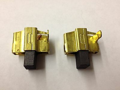 NEW GENUINE MILWAUKEE BRUSH ASSEMBLY (2x)22-20-1010 MADE BY MILWAUKEE TOOL CORP.