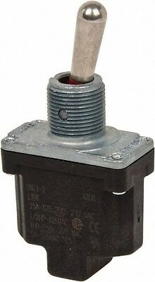 Honeywell Toggle Switch, SPDT, Mom On/Off/Mom On - 1NT1-7