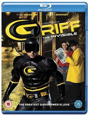 Griff The Invisible: New Blu-Ray