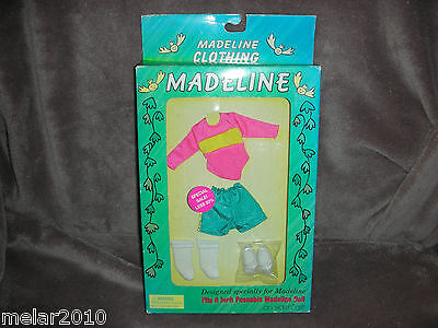 Madeline Clothing - Designed Specially For Madeline & Friends Poseable Dolls