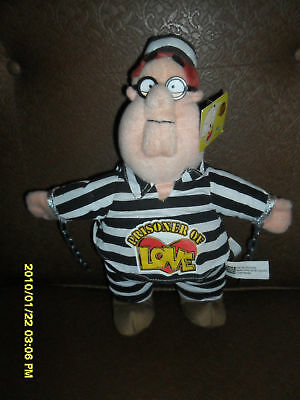 Family Guy Man In Jail Outfit & Chains Prisoner Of Love