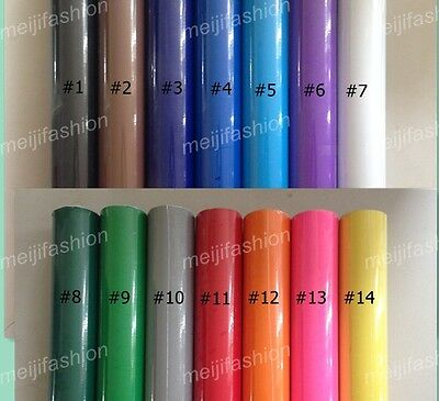 One Roll GLOSS VINYL ROLL Sticker Vinyl for Indoor Wall Decor Decals 60cm x 8m
