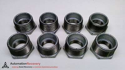 Georg Fischer 770241235 - Pack Of 8 - Reducer Fitting,, New* #219621