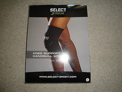 Genouillère protection Handball femme 6202W Select Profcare taille XS *NEUF*
