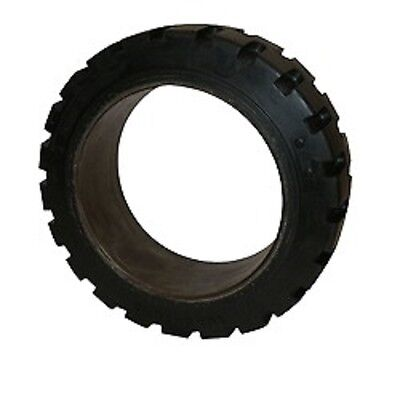 Universal Forklift Solid Traction Tire 16X5X10.5 Clark, Hyster, Toyota Nissan